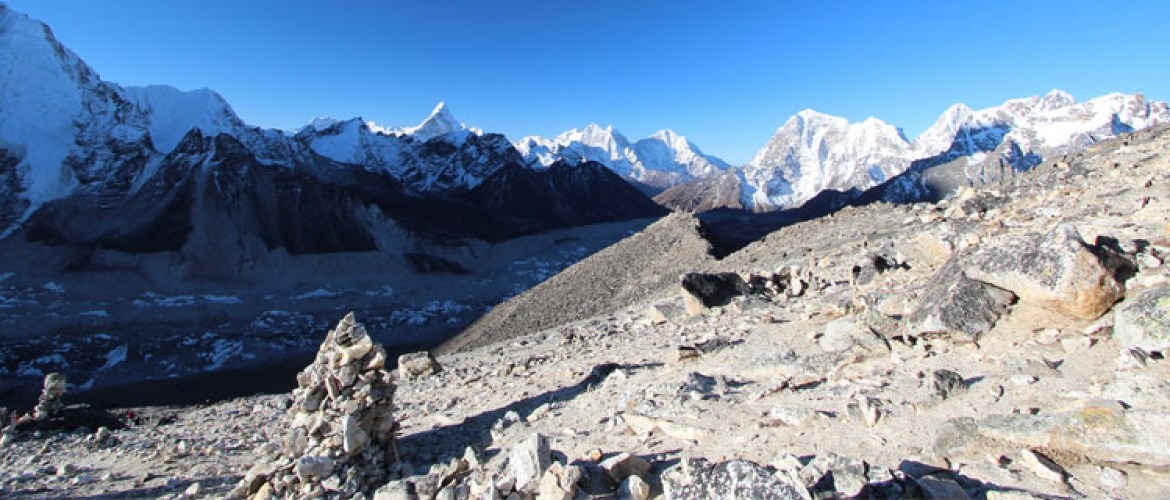 Everest Base Camp Trek via Jiri