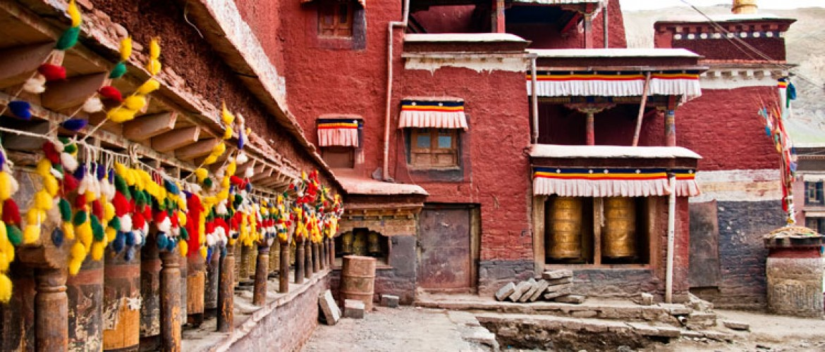 Kathmandu to Lhasa overland tour via Northern EBC