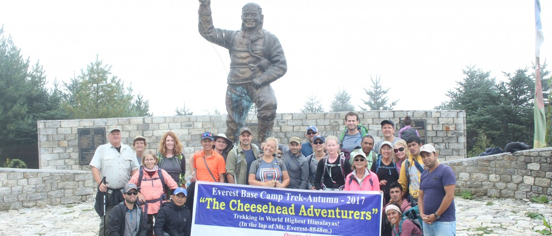 Everest Base Camp Luxury Trip