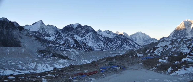 Trek to Gokyo Lake, Everest Base Camp & Island Peak Climbing