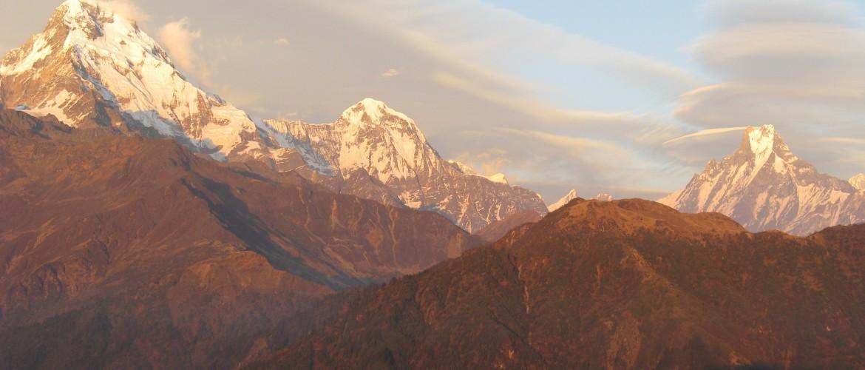 Yoga Trek in Annapurna Foot Hill & Sirubari Village