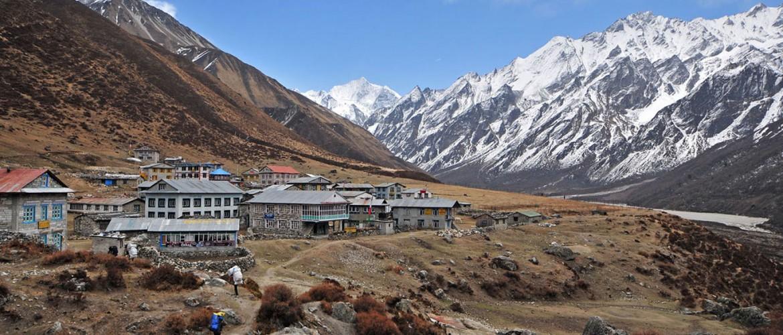 Langtang Valley to Gosaikunda Lake Trek