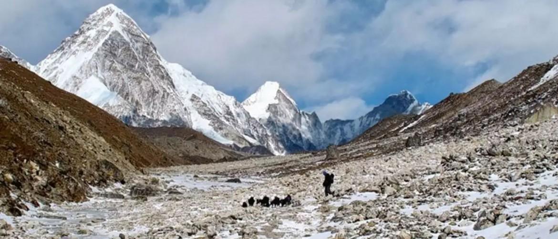 Gokyo Lake To Everest Base Camp Trek