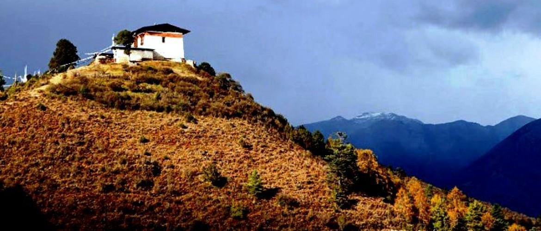 Druk Path Trek Best Short Trek In Bhutan