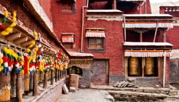 Kathmandu to Lhasa overland tour via Northern EBC