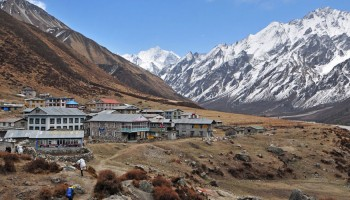 Langtang Valley to Gosaikunda Lake Trek